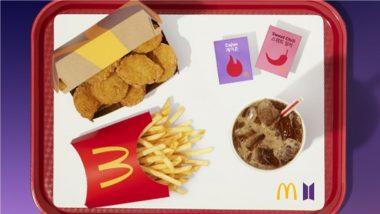 McDonald's BTS Meal: From McJordans To BTS Meal; Here's Everything You Need To Know About McDonald's History In Celebrity Collaborations