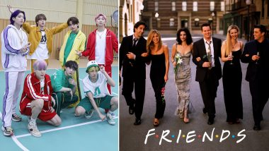 Friends The Reunion: Here's Why BTS Gets To be Part of The Sitcom Special Elite Guest List