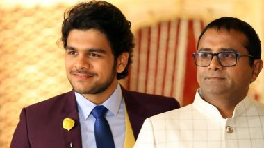 TMKOC's Bhavya Gandhi Misses His Late Father, Calls Him a 'Hero' in This Throwback Picture