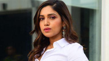 Bhumi Pednekar on Resuming Shoot: I Find Myself Fortunate That I'm Starting to Work