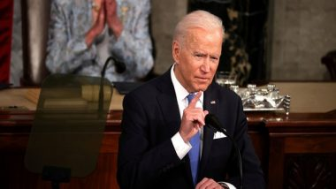 US President Joe Biden Halts Donald Trump's Military-Funded Border Wall Projects