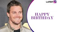Stephen Amell Birthday: 5 Of His Best Moments as Oliver Queen Aka Arrow