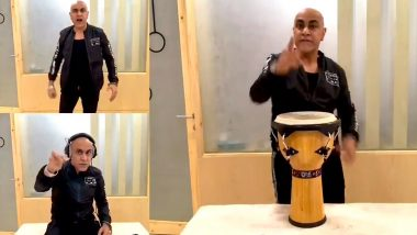 Baba Sehgal Shares Hindi Version of Boney M's 'Rasputin' to Raise COVID-19 Awareness; Watch Viral Video of His Song Protein