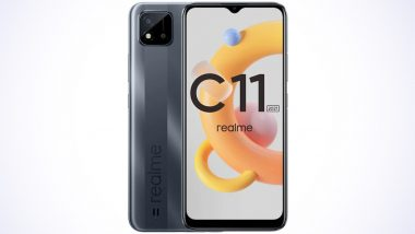 Realme C11 2021 With 5,000mAh Battery Launched; Check Prices, Features & Specifications Here