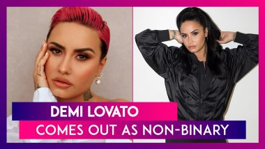 Demi Lovato Comes Out As Non-Binary, Is Changing Pronouns To They/Them; All You Need To Know