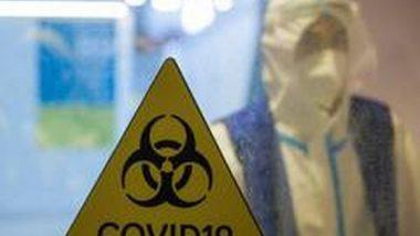 World News | Russia Records 8,373 New COVID-19 Cases
