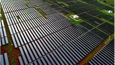 Business News   Adani Green Energy to Acquire SB Energy's 5 GW India Renewable Power Portfolio for a Fully Completed EV of USD 3.5 Billion - India's Largest Renewables M&A Transaction