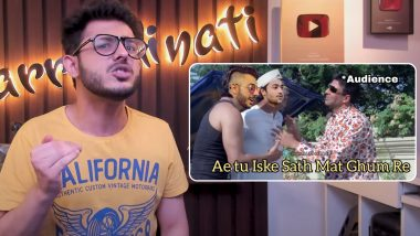 #CarryMinati Funny Memes and Jokes Trend on Twitter After YouTuber Uploads Over 22-Minute-Long Video!