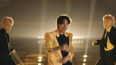 BTS' Kim Taehyung Brings Back the Shoulder Pads in 'Butter' and ARMY Cannot Get Enough of It! (View Pics)