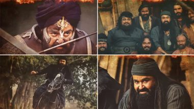 Marakkar Song Chembinte Chelulla: On Mohanlal's Birthday, Makers Drop a Lovely Folk Ballad From The Magnum Opus (Watch Lyrical Video)