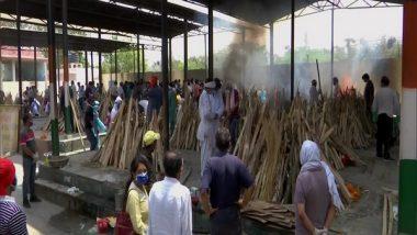 Gujarat-Based Businessman Sanjay Rai Sets Up Firewood Bank for Cremations in Uttar Pradesh