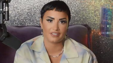 Demi Lovato Comes Out As Non-Binary, Says 'I Am Proud'