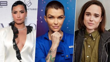 Demi Lovato, Ruby Rose, Elliot Page - 7 Hollywood Celebrities Who Are Breaking The Gender Mould And How!