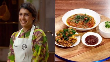 5 Dishes by Depinder Chhibber, the Indian-Origin Chef Who Is Taking MasterChef Australia by Storm