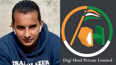 Govind Dhiman, Founder And CEO Of Digi Hind Private Limited Advises, 'Support Your Digital Dreams'