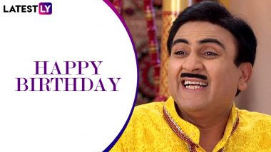 Dilip Joshi Birthday Special: Lesser-Known Facts About the TMKOC Actor That We Bet You Didn't Know!