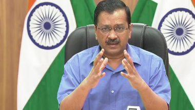 Delhi CM Arvind Kejriwal Announces Rs 1 Crore Ex-Gratia to Kin of 6 Personnel Killed on Duty