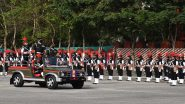 First Batch of Women Military Police Inducted Into Indian Army; Attestation Parade at the Dronacharya Parade Ground in Bengaluru