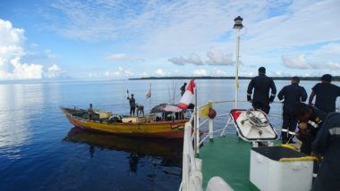 'FB Kalamma', Missing Fishing Boat, Rescued by Indian Coast Guard