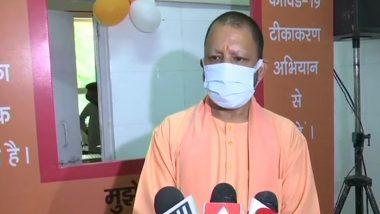 UP CM Yogi Adityanath Expresses Gratitude to Nurses on International Nurses Day 2021