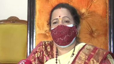 Kishori Pednekar Death Hoax: Mumbai Mayor Rubbishes Report of Her Demise, Says 'I Am Very Much Alive and Taking Treatment at Global Hospital'