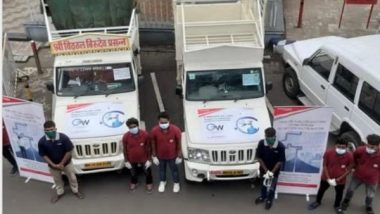 Anand Mahindra Rolls Out 'Oxygen on Wheels' Project To Transport Oxygen From Producing Plants to Hospitals and Homes in Maharashtra