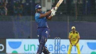 IPL 2021: 'It Was a Total Team Effort', Says Mumbai Indians All-Rounder Kieron Pollard After Stunning CSK