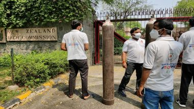 New Zealand High Commission in India Clarifies After Deleting SOS Tweet Seeking Youth Congress Help For Oxygen Cylinders, Says 'Our Appeal Has Unfortunately Been Misinterpreted'