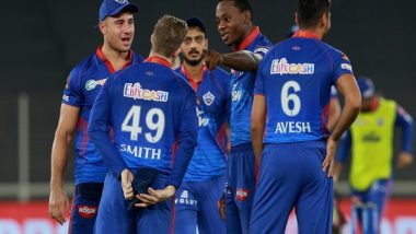 IPL 2021: Delhi Capitals Contingent Isolating After Two Kolkata Knight Riders Players Test Positive for COVID-19