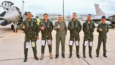 Next Batch of 3 Rafale Fighter Jets Leave France for India, See Pics