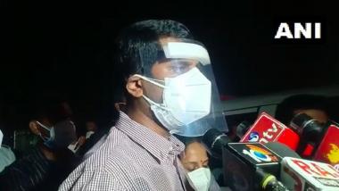 Andhra Pradesh: 11 Patients Die in Ruia Govt Hospital in Tirupati Due to Reduction in Pressure of Oxygen Supply; CM YS Jagan Mohan Reddy Orders Probe
