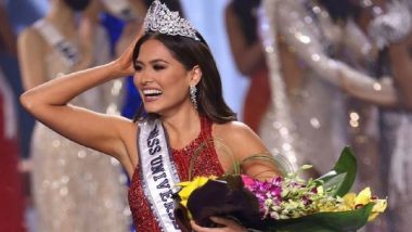Andrea Meza, Mexican Software Engineer, Crowned Miss Universe 2020