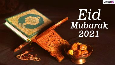 Happy Eid al-Fitr 2021 Wishes & Eid Mubarak Messages