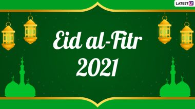Eid al-Fitr 2021 Greetings: From Selamat Hari Raya Aidilfitri to Eid Mubarak, Here's How To Wish on Eid in Different Languages From All Over the World