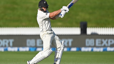 England vs New Zealand 2021: Blackcaps Given Ross Taylor Injury Scare Ahead of Test Series