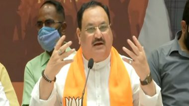 BJP Announces Nationwide Dharna on May 5 Against Alleged Violence by 'TMC Workers', JP Nadda to Visit West Bengal Tomorrow