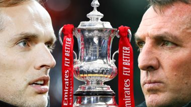 How to Watch Chelsea vs Leicester City, FA Cup 2020–21 Final Live Streaming Online in India? Get Free Live Telecast of Football Game Score Updates on TV