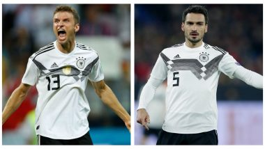 Euro 2020: Joachim Loew Recalls Thomas Mueller and Mats Hummels in Germany Squad, Marco Reus to Miss the Tournament