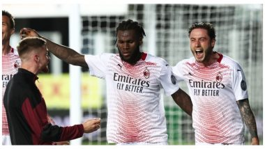 AC Milan Make Champions League Return After Eight Years With 2–0 Win Over Atalanta