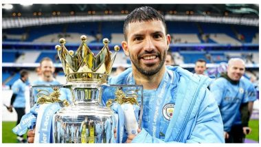 Manchester City Posts Heartfelt Video As Sergio Aguero Leaves the Club Amid Reports of him Joining Barcelona