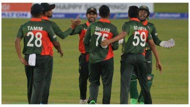 Bangladesh vs Sri Lanka 2nd ODI LIVE Cricket Streaming on FanCode and Gazi TV: Get Live Cricket Score, Watch Free Telecast of BAN vs SL ODI Match on GTV & Online