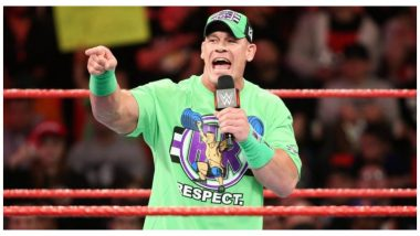 John Cena Set To Make WWE Return With Live Fans in July: Reports