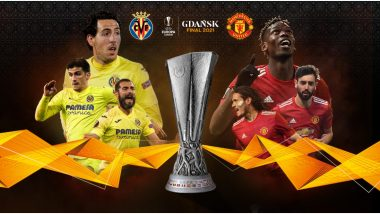 Villarreal vs Manchester United, UEFA Europa League 2020–21 final: Bruno Fernandes, Gerard Moreno and Other Players to Watch Out in VIL vs MU UEL Final Match