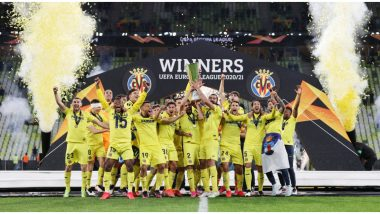 UEFA Europa League Final 2021: Twitter Reacts As Villarreal Defeat Manchester United on Penalties To Claim First European Trophy