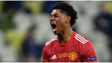 Marcus Rashford Reveals Racist Abuses on Social Media After Manchester United Loses UEFA Europa Final 2020-2021 to Villarreal