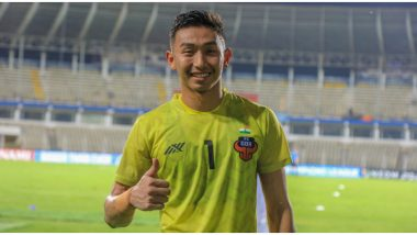 AFC Champions League 2021: FC Goa's Dheeraj Singh Records 26 Saves, Most in the Group Stage