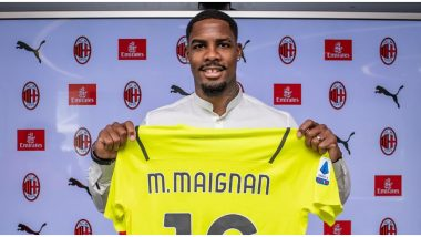Mike Maignan, French Goalkeeper, Joins AC Milan After Winning Ligue 1 Title With Lille