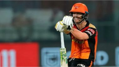 IPL 2021: David Warner on COVID-19 Situation in India During Indian Premier League, Says 'It Was Terrifying'