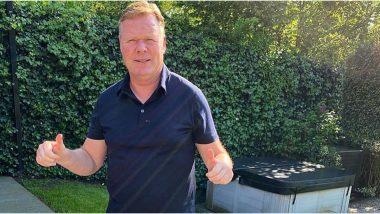 Barcelona Coach Ronald Koeman 'Healthy', Refutes Reports of Being Hospitalised