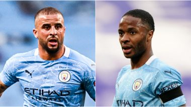 UCL Final 2020–2021: Manchester City's Kyle Walker and Raheem Sterling Receive Racial Abuse After Final Loss to Chelsea